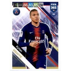 Kylian Mbappé PSG 99 FIFA 365 Adrenalyn XL