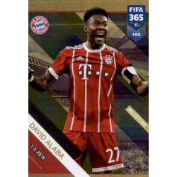 David Alaba - 200 Matches for Bayern 105