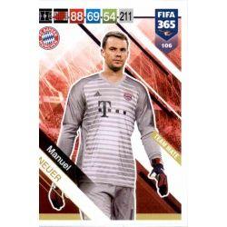 Manuel Neuer Bayern München 106