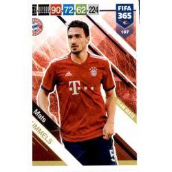 Mats Hummels Bayern München 107