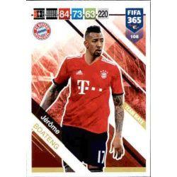 Jérôme Boateng Bayern München 108