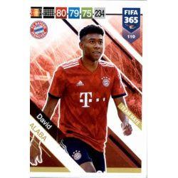 David Alaba Bayern München 110
