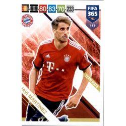 Javi Martínez Bayern München 111