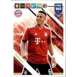 Thiago Bayern München 113 FIFA 365 Adrenalyn XL
