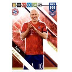 Arjen Robben Bayern München 114 FIFA 365 Adrenalyn XL
