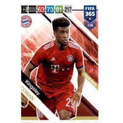 Kingsley Coman Bayern München 116 FIFA 365 Adrenalyn XL