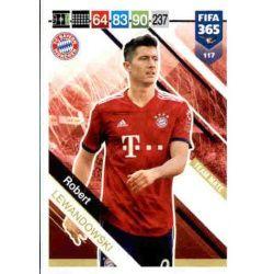 Robert Lewandowski Bayern München 117 FIFA 365 Adrenalyn XL