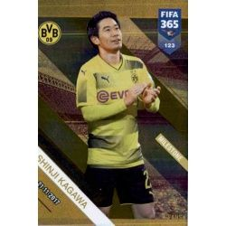 Shinji Kagawa Borussia Dortmund Milestone 123 FIFA 365 Adrenalyn XL
