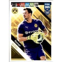 Roman Bürki Borussia Dortmund 124 FIFA 365 Adrenalyn XL