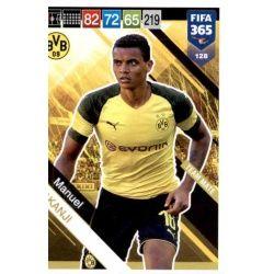 Manuel Akanji Borussia Dortmund 128 FIFA 365 Adrenalyn XL