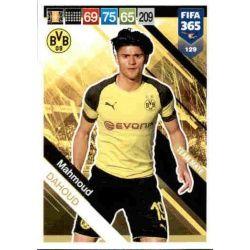 Mahmoud Dahoud Borussia Dortmund 129