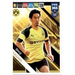 Shinji Kagawa Borussia Dortmund 131 FIFA 365 Adrenalyn XL