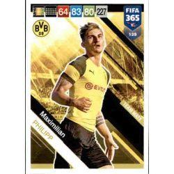 Maximilian Philipp Borussia Dortmund 135 FIFA 365 Adrenalyn XL