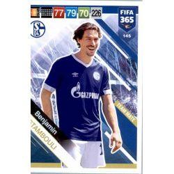 Benjamin Stambouli Schalke 04 145