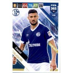 Daniel Caligiuri Schalke 04 148 FIFA 365 Adrenalyn XL