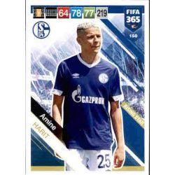 Amine Harit Schalke 04 Rising Star 150 FIFA 365 Adrenalyn XL