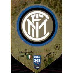Emblem Internazionale 154 FIFA 365 Adrenalyn XL