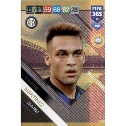 Lautaro Martínez Impact Signing 158 FIFA 365 Adrenalyn XL