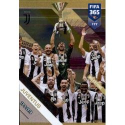 4th Italian Double Juventus Milestone 177