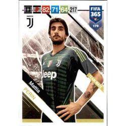 Mattia Perin Juventus 179