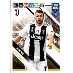 Andrea Barzagli Juventus 180