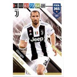 Giorgio Chiellini Juventus 181