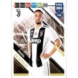 Mattia of Sciglio Juventus 182