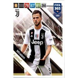 Miralem Pjanić Juventus 184