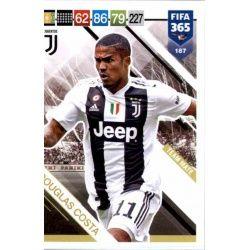 Douglas Costa Juventus 187 FIFA 365 Adrenalyn XL
