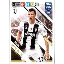 Mario Mandžukić Juventus 188 FIFA 365 Adrenalyn XL