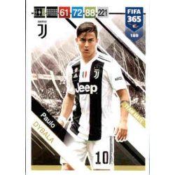 Paulo Dybala Juventus 189 FIFA 365 Adrenalyn XL