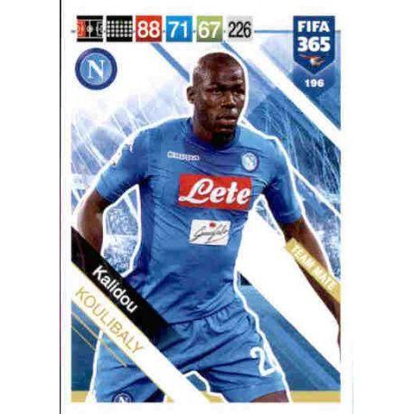 ebc865f951440 Big Offer cards Kalidou Koulibaly Napoli panini 365 adrenalyn xl 2019