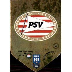 Emblem PSV Eindhoven 208