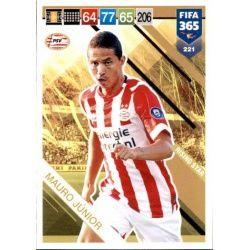 Mauro Júnior PSV Eindhoven Rising Star 221 FIFA 365 Adrenalyn XL