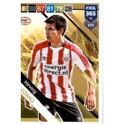 Hirving Lozano PSV Eindhoven 223 FIFA 365 Adrenalyn XL