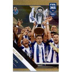 28 times Portuguese Champions Porto Milestone 231