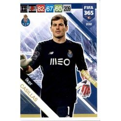 Iker Casillas Porto 232