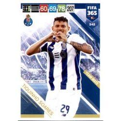 Tiquinho Soares Porto 242 FIFA 365 Adrenalyn XL