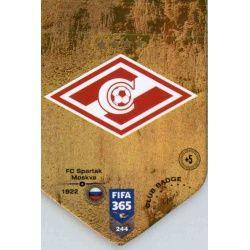 Escudo Spartak Moskva 244