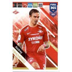 Andrey Eshchenko Spartak Moskva 251