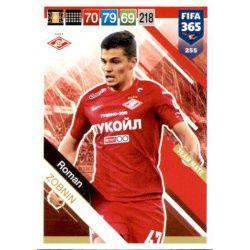 Roman Zobnin Spartak Moskva 255
