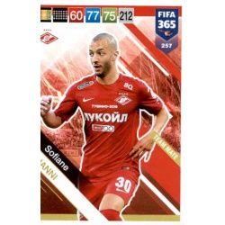 Sofiane Hanni Spartak Moskva 257 FIFA 365 Adrenalyn XL