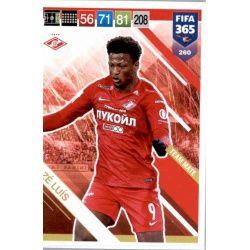 Zé Luís Spartak Moskva 260 FIFA 365 Adrenalyn XL