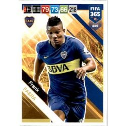 Frank Fabra Boca Juniors 269FIFA 365 Adrenalyn XL