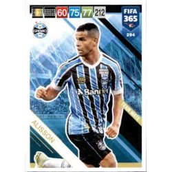 Alisson Grêmio 294 FIFA 365 Adrenalyn XL