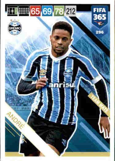3 times South American Champions-Milestone Fifa 365 cards 2019-285-gremio