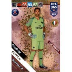 Gianluigi Buffon Goal Stopper 302 FIFA 365 Adrenalyn XL