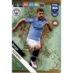 Sergio Agüero Game Changers 325 FIFA 365 Adrenalyn XL