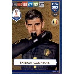 Thibaut Courtois FIFA World Cup Heroes 352
