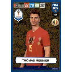 Thomas Meunier FIFA World Cup Heroes 357